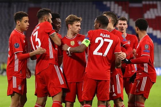 Bayern Munich cho thấy sức mạnh của ứng viên vô địch. Ảnh: Getty Images