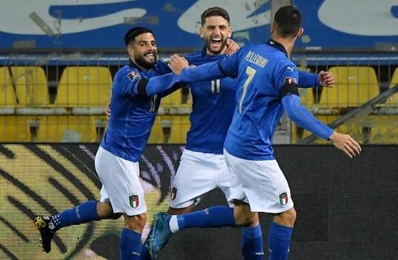 Tuyển Italy đã khởi đầu một hành trình vòng loại mới bằng chiến thắng khác. Ảnh: Getty Images