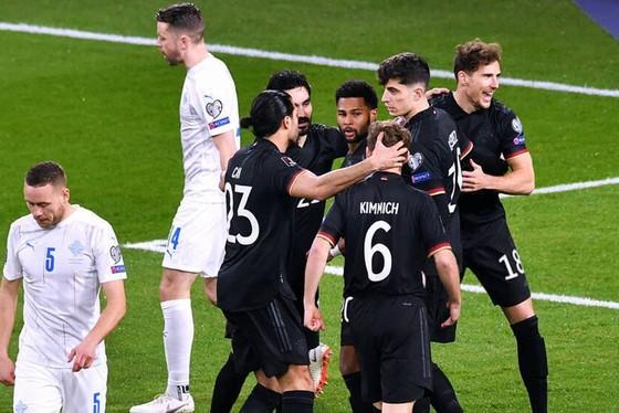 Tuyển Đức khởi đầu ấn tượng với chiến thắng 3-0 trước Iceland. Ảnh: Getty Images