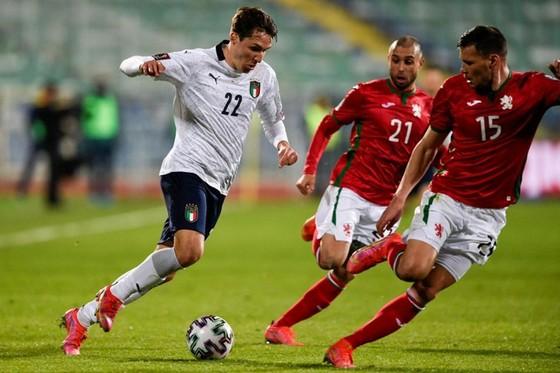 World Cup 2022: Italy lần đầu thắng tại Bulgaria ảnh 1