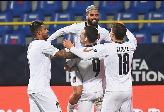 Tuyển Italy đã duy trì thành tích tuyệt đối sau 2 lượt trận. Ảnh: Getty Images
