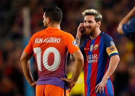 Aguero rời Man.City vào cuối mùa giải ảnh 1