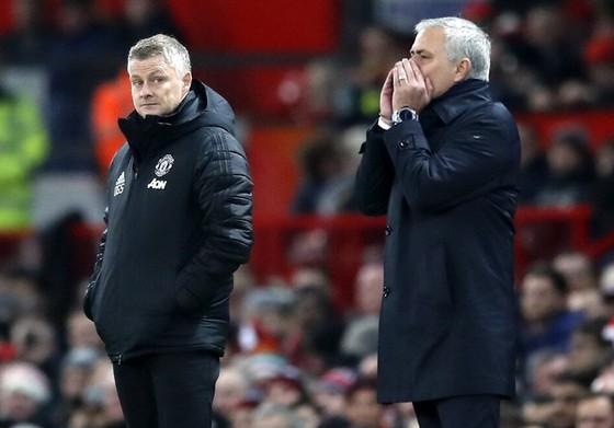 HLV Ole Gunnar Solskjaer sẵn sàng chứng tỏ trước Jose Mourinho. Ảnh: Getty Images