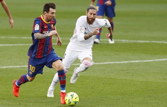 Lionel Messi và Sergio Ramos đều có khả năng chia tay CLB của mình trong mùa hè này.