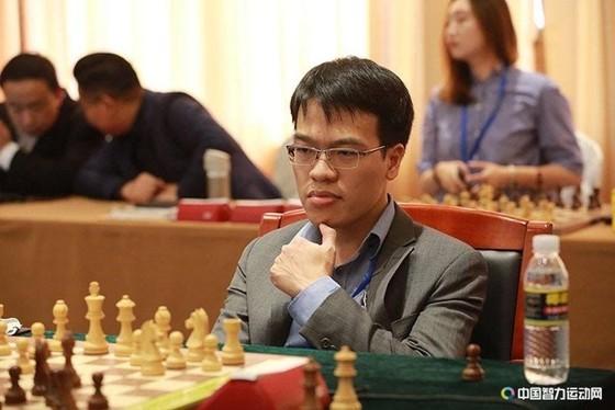 Đại kiện tướng cờ vua Lê Quang Liêm