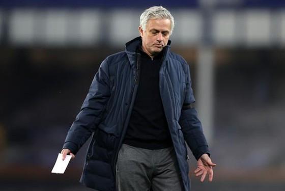 HLV Jose Mourinho rõ ràng không thành công trong 17 tháng nắm quyền. Ảnh: Getty Images