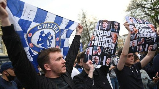 Tất cả CLB Anh rút lui khỏi European Super League ảnh 1
