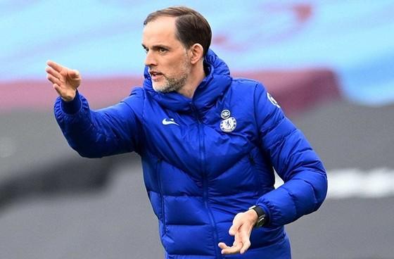HLV Thomas Tuchel biến Chelsea thành đội bóng khó bị khuất phục. Ảnh: Getty Images