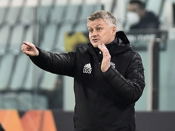 HLV Ole Gunnar Solskjaer đang từng bước cải thiện Man.United. Ảnh: Getty Images