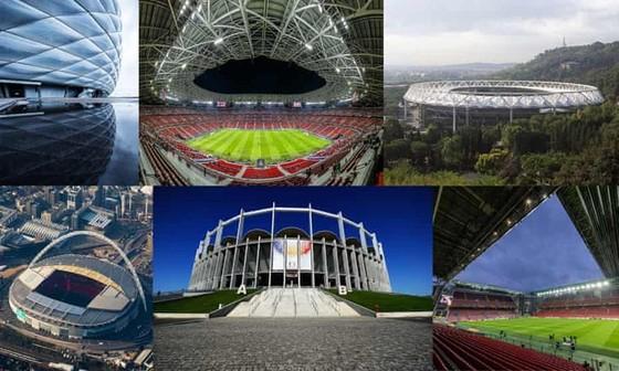 Ngày hội Euro 2020 đã sẵn sàng ảnh 1