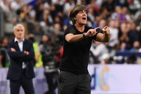 HLV Joachim Loew vẫn đầy tư tin vào năng lực chiến thắng của tuyển Đức.