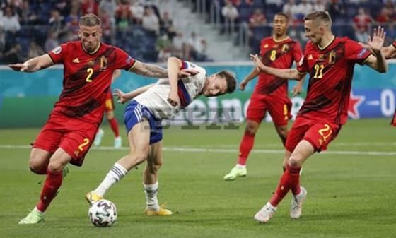 Đối thủ càng mạnh, tuyển Bỉ càng thích ảnh 1