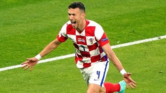 Tiền đạo Ivan Perisic không sẵn sàng là mất mát lớn với tuyển Croatia.
