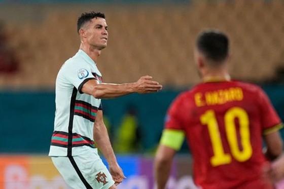 Cristiano Ronaldo đã không thể tỏa sáng trong trận cầu đĩnh cao này.