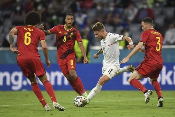 Bỉ - Italy 1-2: Azzurri mạnh mẽ tiến vào bán kết ảnh 1