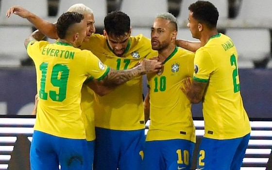 Brazil đã thành công tiến vào trận chung kết Copa America 2021.
