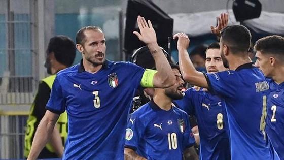 Italy thư giãn trước chung kết ảnh 1