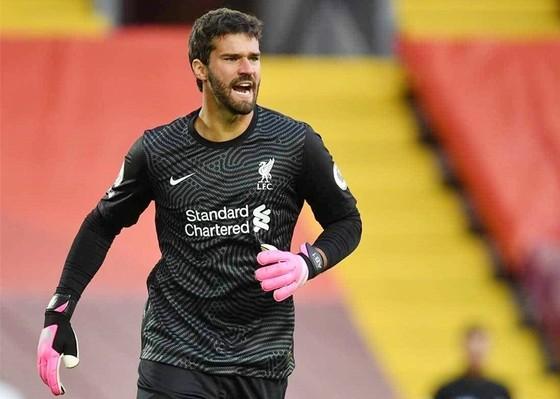 Liverpool đánh giá rất cao về tài năng và màn trình diễn ổn định của Alisson. Ảnh: Getty Images