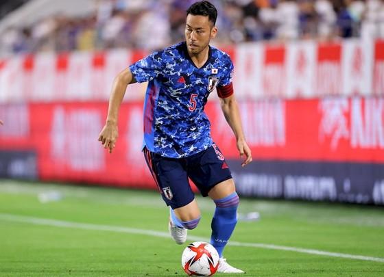 Hậu vệ kỳ cựu Maya Yoshida sẽ là chỗ dựa tinh thần cho Olympic Nhật Bản.