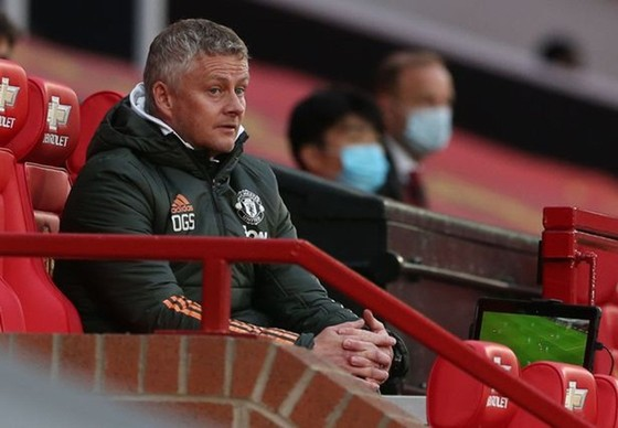 HLV Ole Gunnar Solskjaer chưa giúp Man.United nâng được danh hiệu nào.