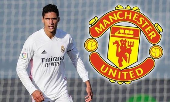 Raphael Varane sẽ là bổ sung quan trọng cho hàng hậu vệ của Man.United.