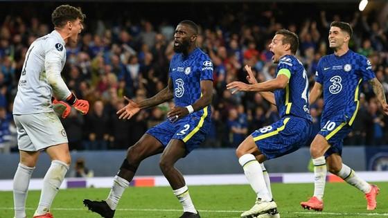 Chelsea lần thứ 2 thắng Siêu cúp châu Âu ảnh 1