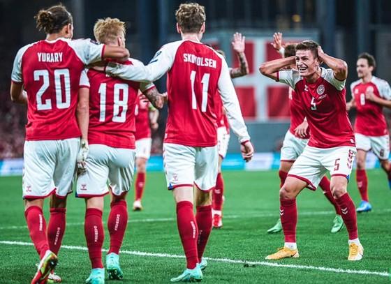 Đan Mạch đang tiến những bước vững chắc đến kỳ World Cup thứ 2 liên tiếp.