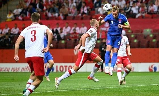 Ba Lan có thể ngăn tuyển Anh chiến thắng, nhưng khó ngăn cả hành trình của á quân châu Âu. Ảnh: Getty Images