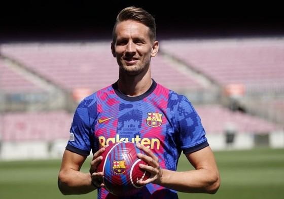 Luuk de Jong đầy tự tin anh có thể thành công ở Barcelona.