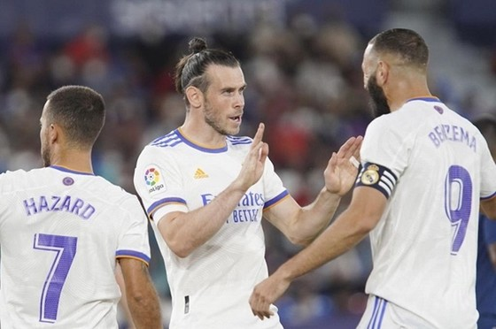 """Gareth Bale một lần nữa """"chịu thua"""" trước sức khỏe thể trạng."""