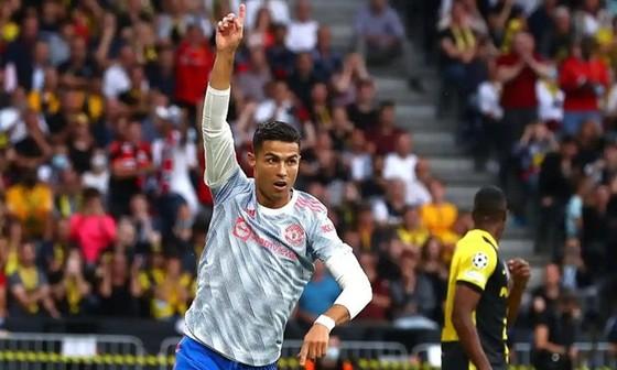 Cristiano Ronaldo chọc thủng lưới đối thủ thứ 36 trong sự nghiệp.