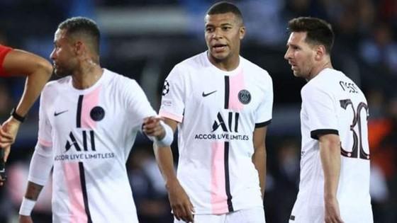 Man.City thắng tưng bừng, PSG chỉ hòa trong lần đầu Messi đá chính ảnh 1