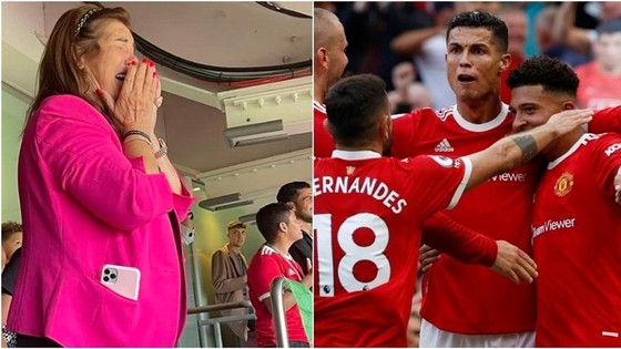 Mẹ Ronaldo muốn con trai trở lại Sporting Lisbon ảnh 1