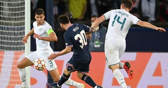Messi ghi bàn đầu tiên giúp PSG đánh bại Man.City  ảnh 1