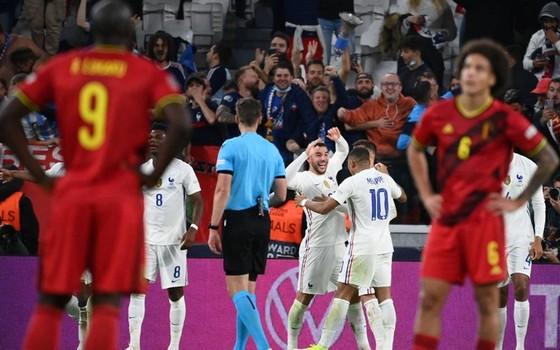 Tuyển Pháp ngược dòng vào chung kết Nations League ảnh 1