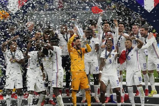 Tuyển Pháp giành chức vô địch Nations League.