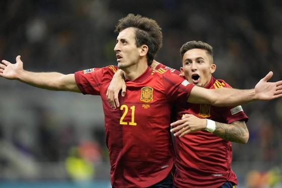 Pháp vô địch Nations League nhờ bàn thắng muộn của Mbappe ảnh 2