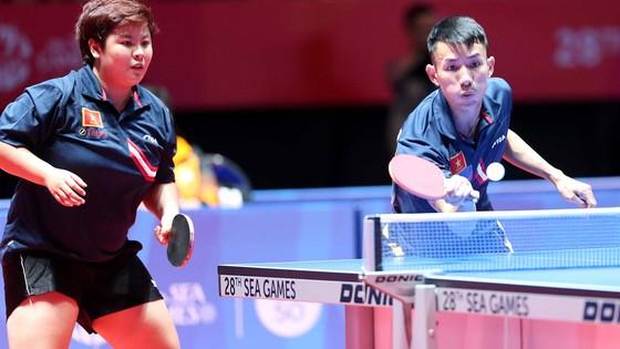 Các tuyển thủ muốn chắc suất ở ĐTQG phải thi đấu tốt tại giải VĐQG.                             Ảnh: Nhật Anh