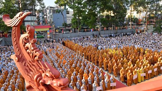 """Phật giáo VN phát huy truyền thống """"Hộ pháp an dân"""", đồng hành cùng dân tộc  ảnh 1"""