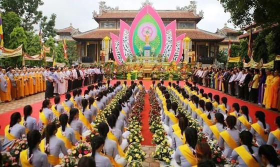 """Phật giáo VN phát huy truyền thống """"Hộ pháp an dân"""", đồng hành cùng dân tộc  ảnh 2"""
