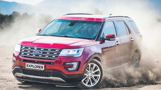 Ford Việt Nam tiếp tục lập  kỷ lục doanh số tháng 4-2017 ảnh 1