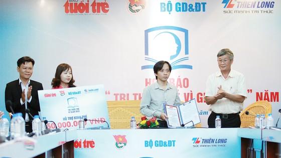 Khát khao đóng góp cho ngành giáo dục của doanh nghiệp Việt ảnh 1