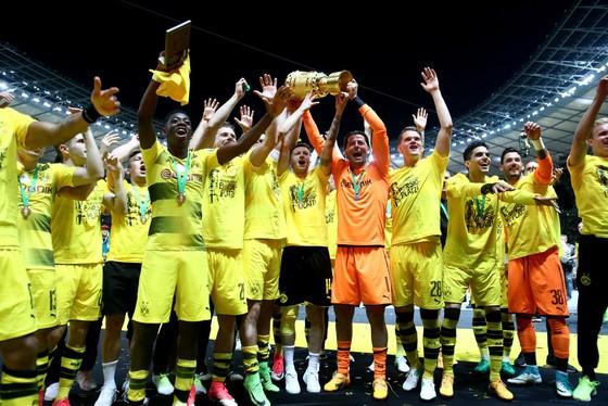 Dortmund đã chiến thắng trong trận chung kết Cúp nước Đức.