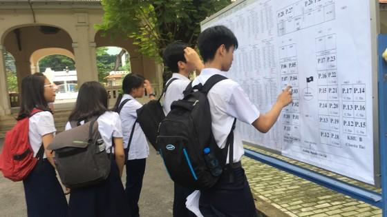 Hơn 72.000 thí sinh ở TPHCM thi tuyển sinh lớp 10 THPT công lập ảnh 1