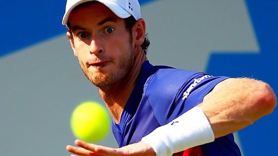 Andy Murray hy vọng đạt thể trạng tốt  để bảo vệ danh hiệu trên sân nhà