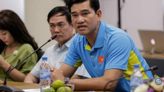 Đội tuyển bóng chuyền nữ Việt Nam có thể chia tay HLV Nguyễn Quốc Vũ. Ảnh: Thiên Hoàng