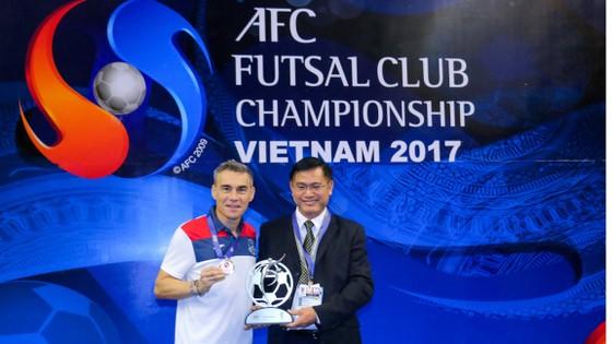 Nhìn lại giải futsal các CLB châu Á 2017: Giải thành công ảnh 1