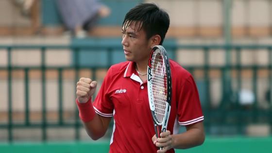 Tay vợt số 1 Việt Nam Lý Hoàng Nam