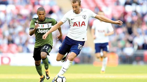 Harry Kane đang vươn mình trở thành ngôi sao lớn cùng Tottenham.