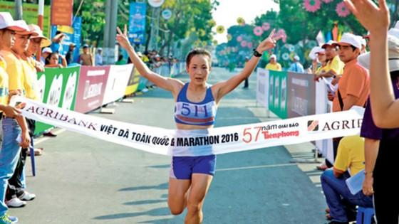 Hoàng Thị Thanh là những niềm hy vọng của marathon Việt Nam.